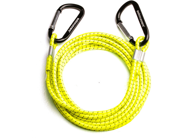 Swimrunners Support Pull Belt 3m, neon yellow